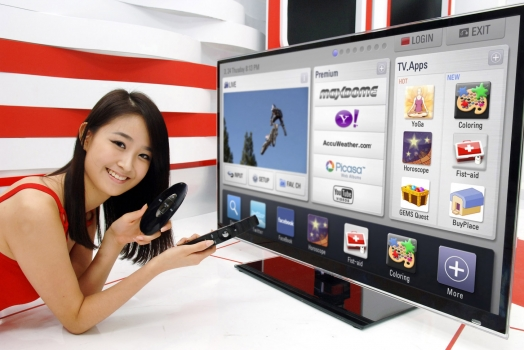 Preço das Smart TVs em sites pode variar em até 69,59%