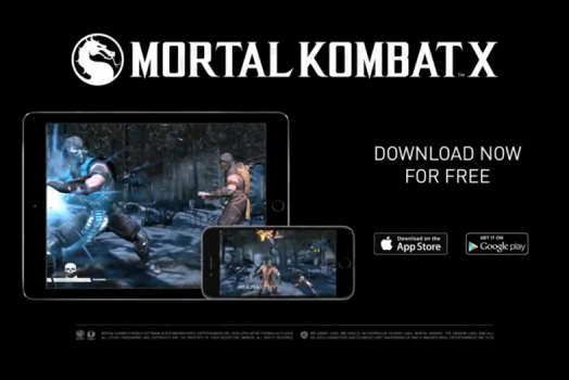 Mortal Kombat X Mobile já está disponível para iOS