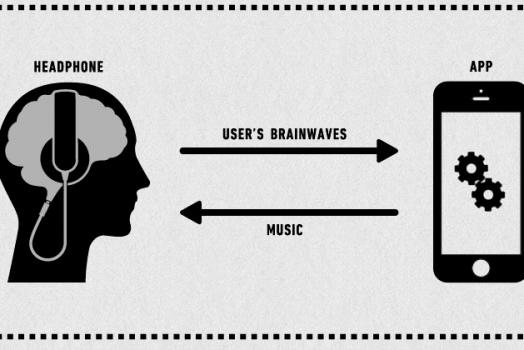 Fones de ouvido criam playlists de músicas de acordo com o humor do usuário