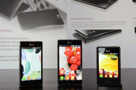 LG anuncia oficialmente o L3 II, L5 II e L7 II