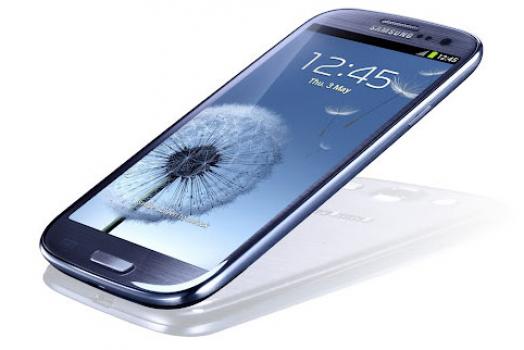 Samsung anuncia oficialmente o Galaxy S III