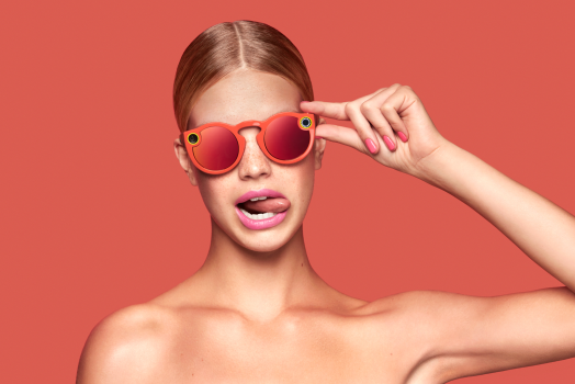 Conheça os óculos do Snapchat