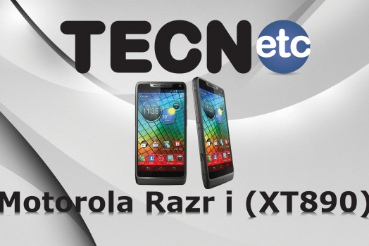 Motorola Razr i (XT 890): Unboxing e Review
