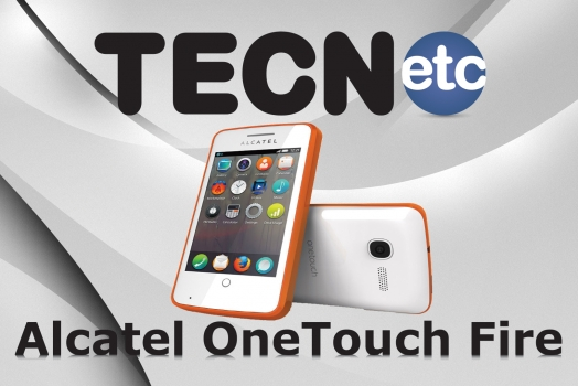 Alcatel OneTouch Fire: Unboxing e Review [+ Tour Firefox OS]