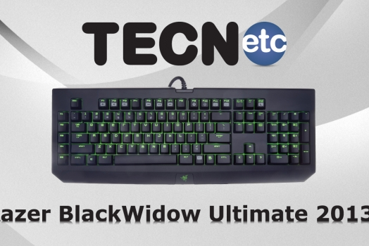 Teclado Razer BlackWidow Ultimate 2013: Unboxing e Review