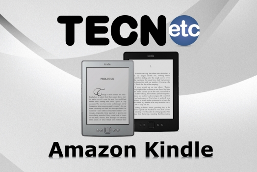 Amazon Kindle: Unboxing e Review [Americano e Brasileiro]