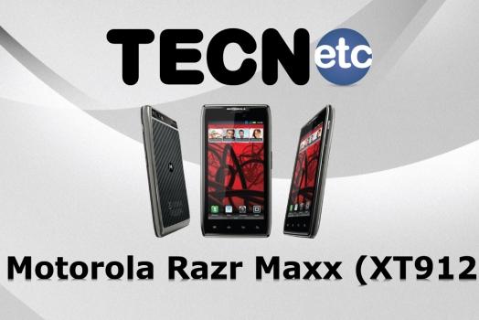 Motorola Razr Maxx: Unboxing e Review