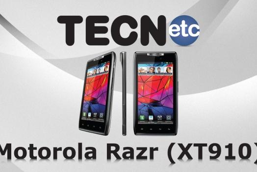 Motorola Razr: Unboxing e Review [+ Atualização Android 4.0 Ice Cream Sandwich]