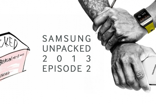 Samsung Unpacked 2013: Galaxy Note 3, Galaxy Gear e Galaxy Note 10.1