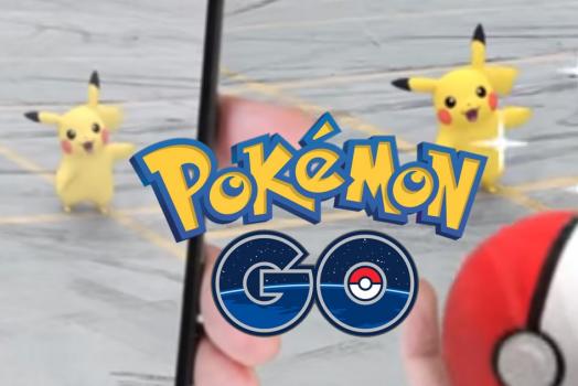 Pokémon Go chegou ao Zenfone