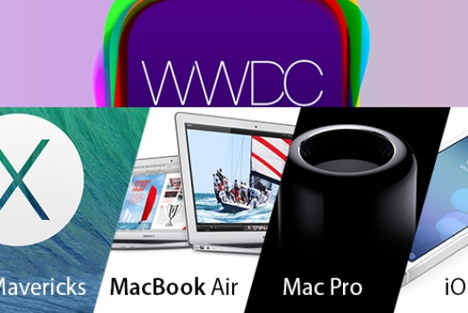 Apple WWDC 2013 – OSX Mavericks, novo MacBook Air, Mac Pro e iOS 7