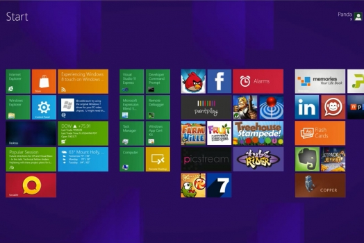 Saiba quais os jogos que estarão disponíveis no lançamento do Windows 8