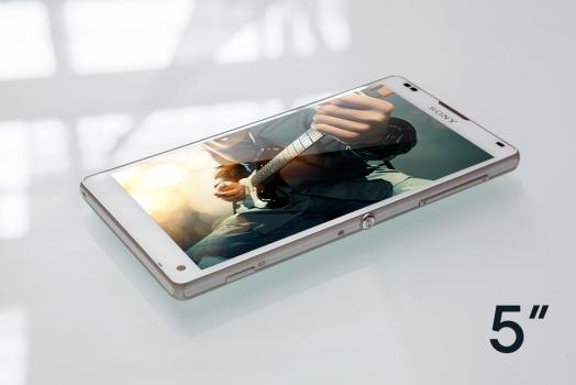 Sony Xperia ZQ chegará ao Brasil como o primeiro smartphone Full HD