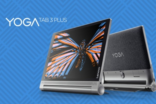 Lenovo anuncia tablet Yoga Tab 3 Plus