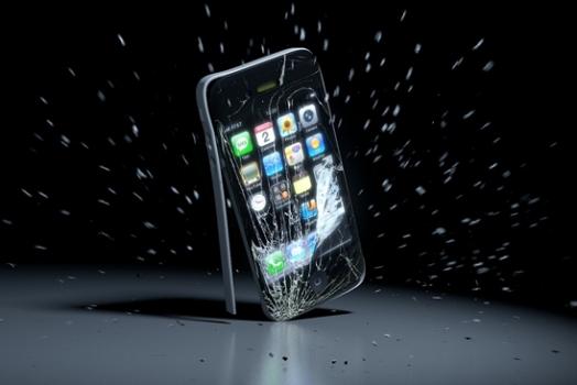 Apple registra patente que pode salvar o seu celular de quedas