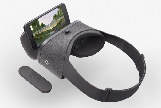 Google lança seu primeiro óculos de realidade virtual