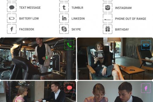 Conheça a Embrace+, a pulseira que conecta você ao seu smartphone
