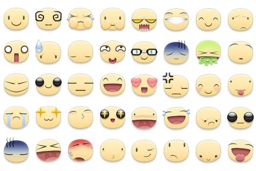 Confira mais de 150 emoticons que você pode utilizar no Facebook
