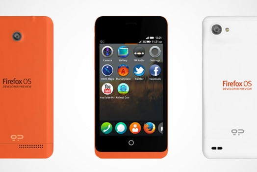 LG lançará um smartphone com Firefox OS ainda esse ano