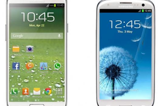 Surge suposta imagem do Samsung Galaxy S4