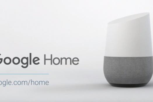 Google quer tornar sua casa inteligente com o Google Home