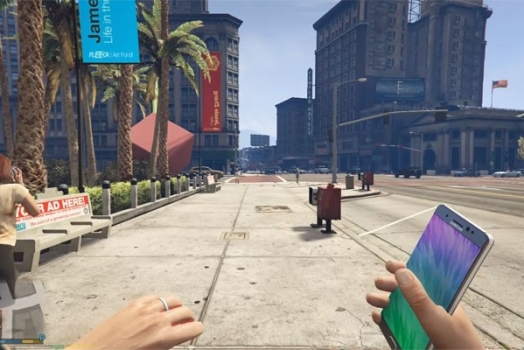Prioridades: Samsung remove do ar vídeo de mod de GTA V