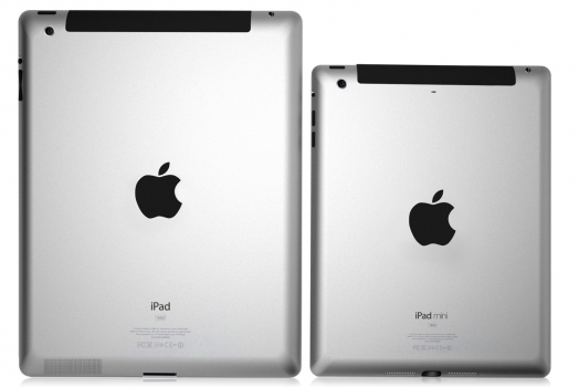 Apple espera grande demanda do iPad Mini