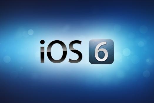 iOS 6.0.1 foi lançado, consertando alguns bugs