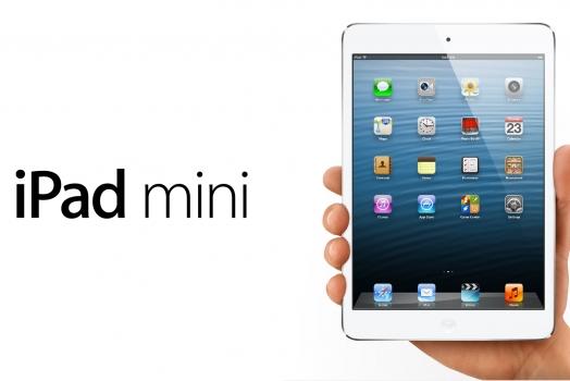 O iPad Mini já possui autorização para ser fabricado e vendido no Brasil