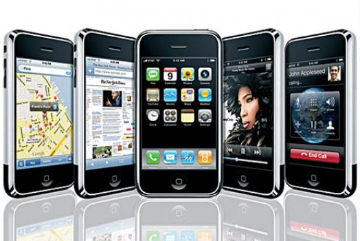 iPhone hoje comemora 5 anos de existência