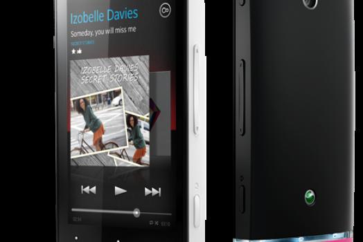Sony apresenta o Xperia P