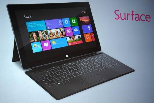 Sai data de lançamento do Surface Pro