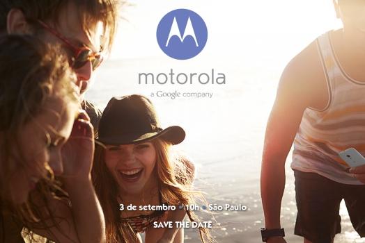 Moto X deverá chegar ao Brasil em Setembro