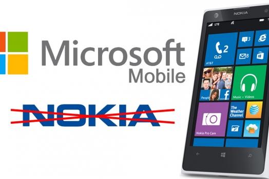 Executivo da Microsoft confirma o fim da Nokia