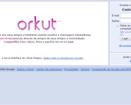 Em 3 anos o Orkut perdeu 95% dos usuários brasileiros