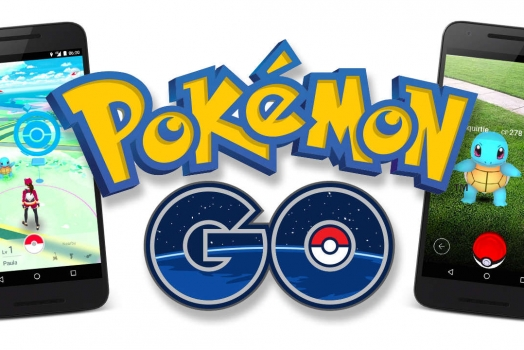 Pokémon Go chegou ao Brasil!