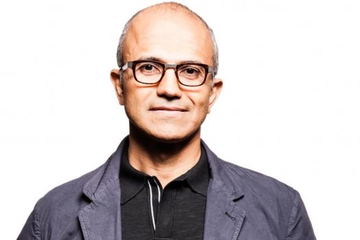Satya Nadella é o novo CEO da Microsoft