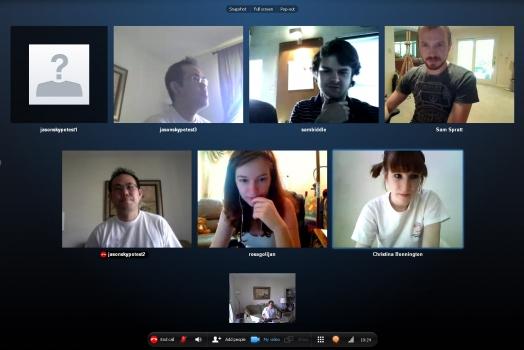 Chamadas de vídeo em grupo no Skype agora são gratuitas