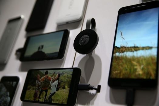 [Novas Imagens] Google vai lançar seus próprios celulares