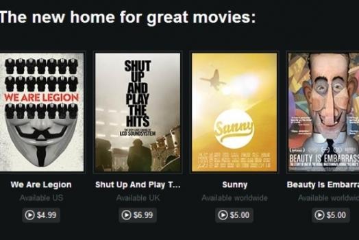 Vimeo lança seção de vídeos Pay-Per-View