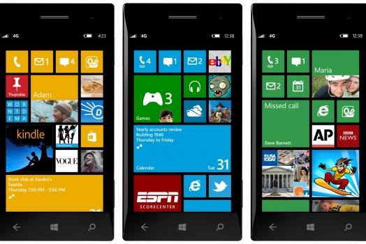 """LG declara que só fabricará aparelhos com Windows Phone 8 quando """"houver demanda"""""""